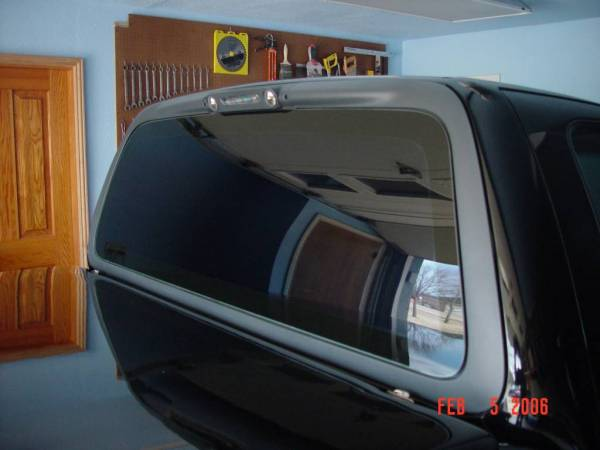 Another new back window