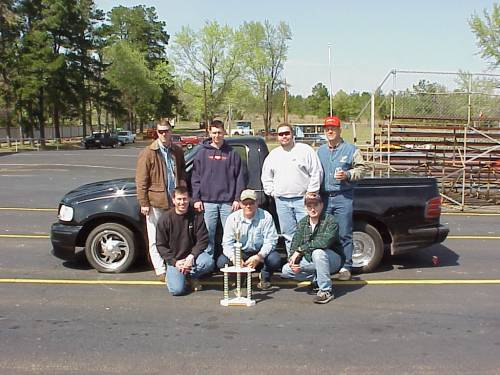 March 2001 Trip to Hallsville